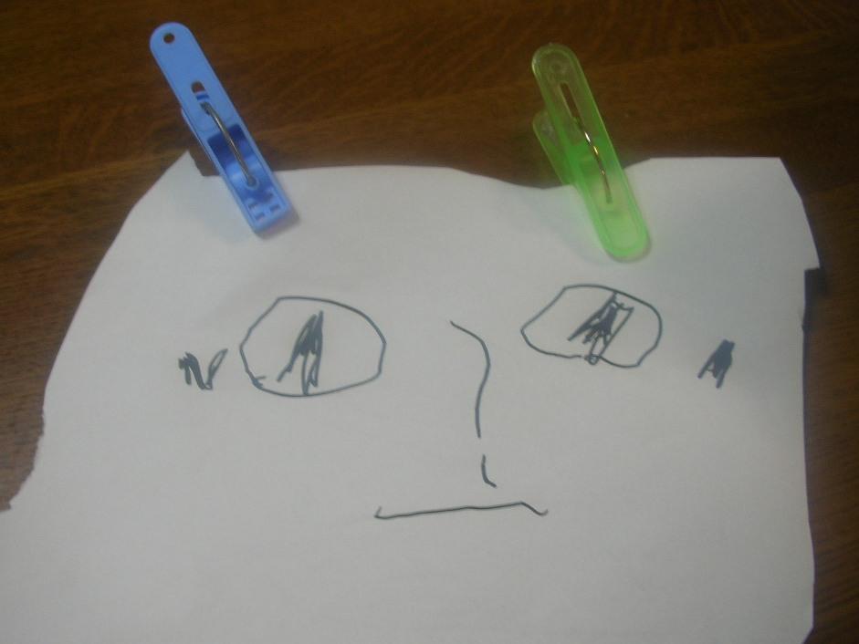 3歳の作品